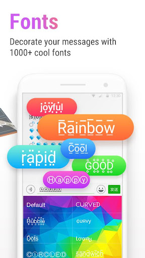 RainbowKey Keyboard for PC