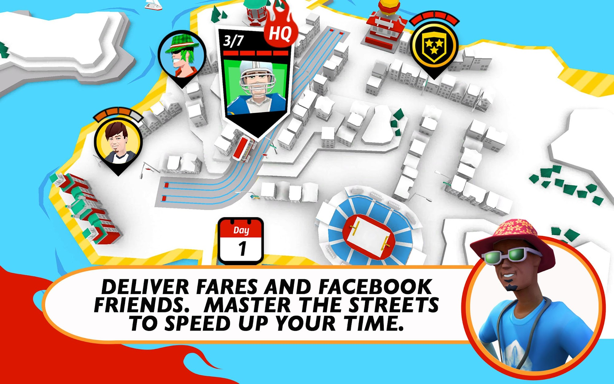 Crazy Taxi™ City Rush screenshot #22