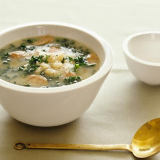 Potato Sausage Soup, Toscana Style