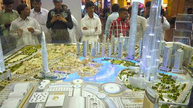 Photo: Die Stadtplaner von Dubai haben noch viel vor