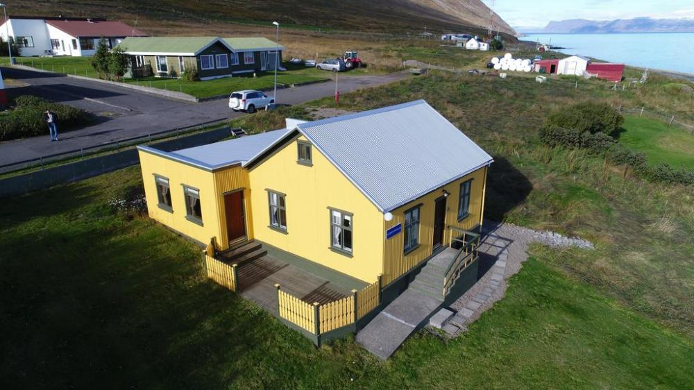 Holiday house located in the town of Westfjords convenient for travellers