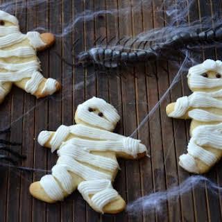 Horrible Halloween cookies.