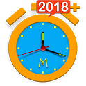 Alarm Clock & Timer & Stopwatch & Tasks & Contacts icon