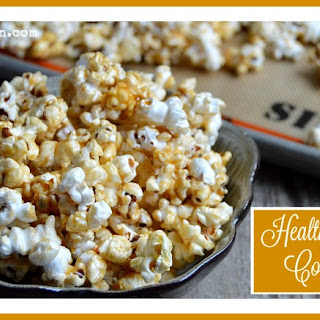Caramel Corn With Maple Syrup Recipes