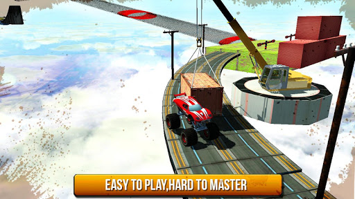 Impossible Monster Stunts: Car Driving Games painmod.com screenshots 21