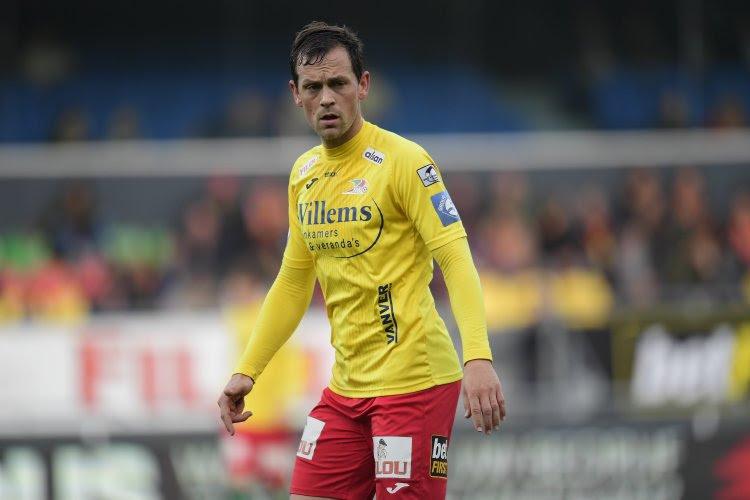 """Tom de Sutter koos voor het voetbalplezier in 2e amateur: """"Ik had nochtans graag de kaap van 100 goals gerond"""""""