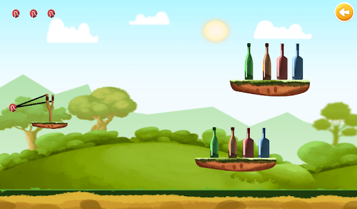 Bottle Shooting Game 10