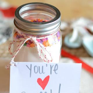 Valentine's Sugar Cookie Mix
