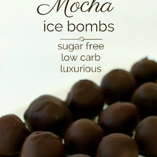 Mocha Ice Bombs