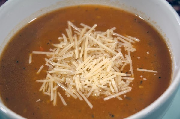 Cold Weather Comfort Food: Tomato Soup Recipe