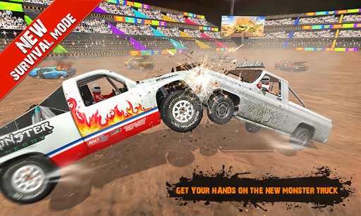 Demolition Derby Car Crash Stunt Racing Games 2020 filehippodl screenshot 1