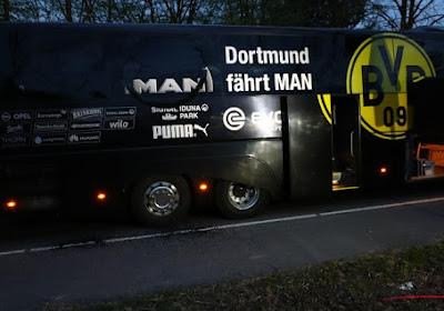 Dader die de spelersbus van Borussia Dortmund aanviel met explosieven kent zijn straf