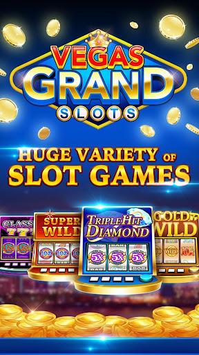 Vegas Grand Slots: FREE Casino 1.1.0 Mod screenshots 1