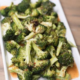 Thai Chili Roasted Broccoli Recipe