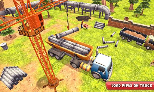 Loader & Dump Construction Truck 1.1 screenshots 2