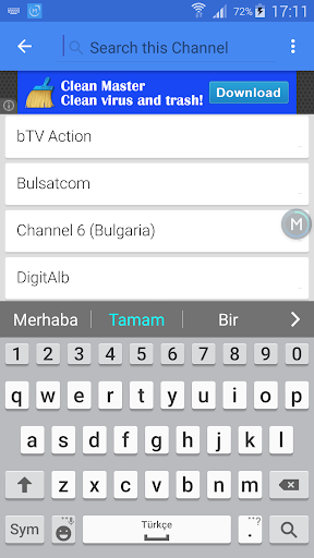 Bulgaria TV Channels