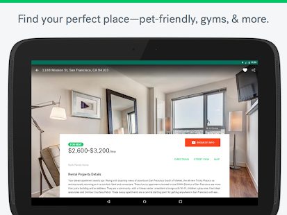 Trulia Rent Apartments & Homes- screenshot thumbnail