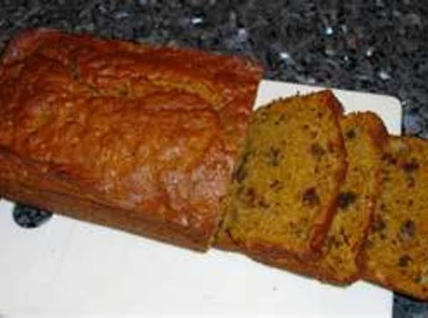 My Pumpkin Bread Recipe