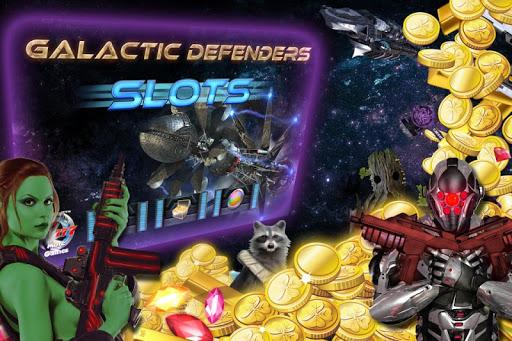 Galactic Defenders Slots