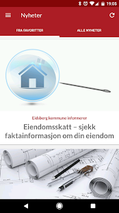 Eidsberg kommune- screenshot thumbnail
