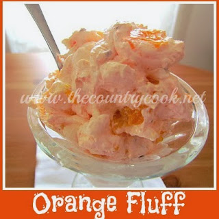 Orange Fluff Cool Whip Recipes.