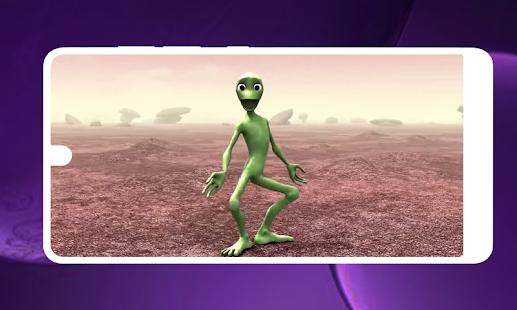 Download Green Alien Dance For PC Windows and Mac apk screenshot 5