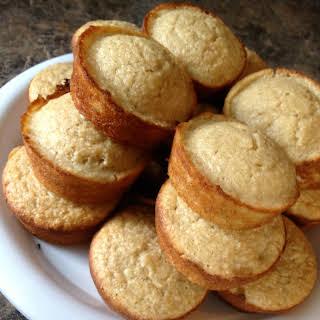 Flourless Banana Muffins.