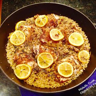 One-Pan Meyer Lemon Chicken.