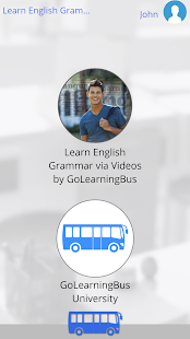 Learn English Grammar- screenshot thumbnail