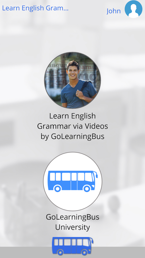 Learn English Grammar- screenshot