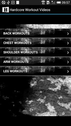 Hardcore Bodybuilding Videos
