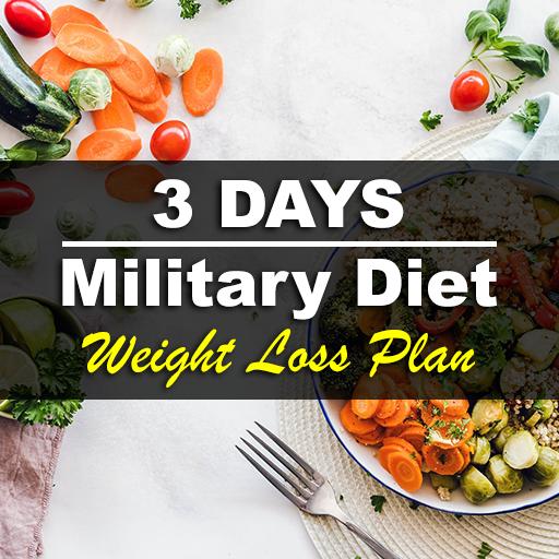 3 napos katonai diéta