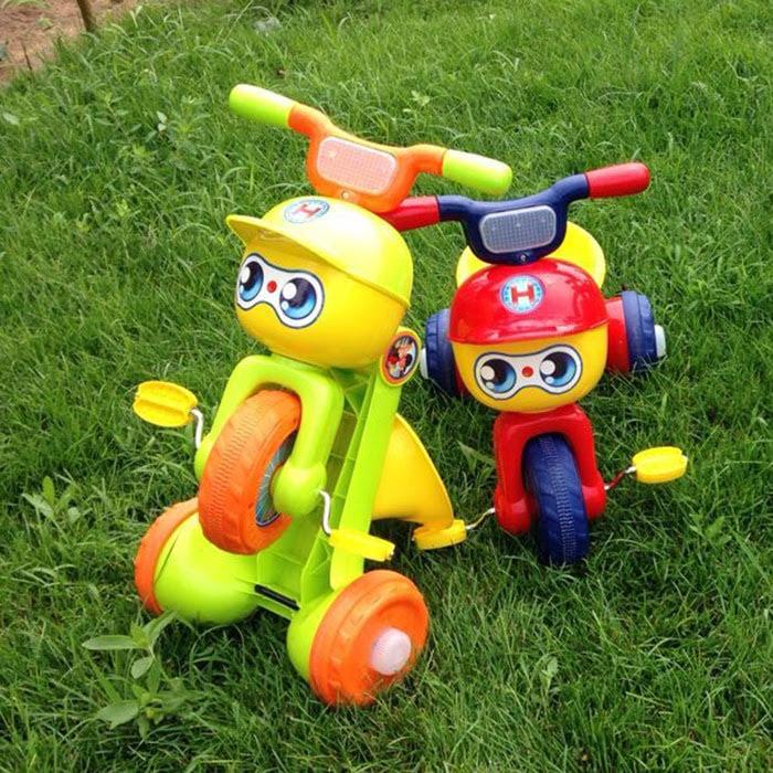 Xe đạp ba bánh trẻ em Broller XD3 Baseball 8
