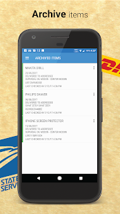 Israel Post - Package & Parcel Tracker Screenshot
