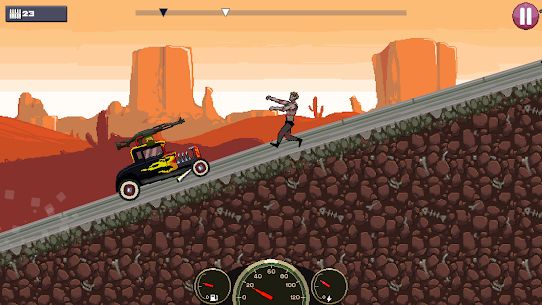 Drive or Die – Zombie Pixel Derby Racing Mod Apk (Unlimited Money + No Ads) 3