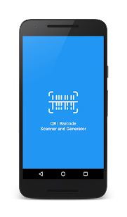 QR and barcode scanner and generator for Android 2
