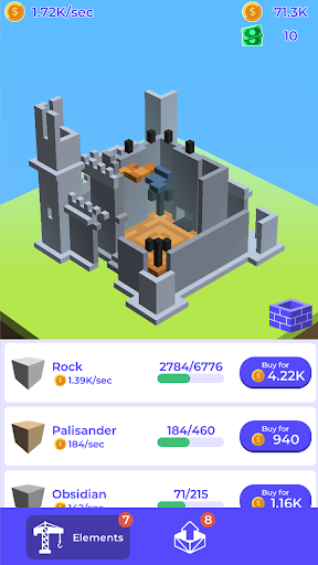 Idle Builder - Click to build tower 1.3 screenshots hack proof 1