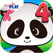 Panda 4th Grade Learning Games