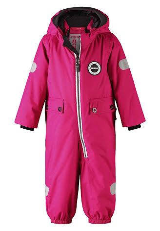 Reimatec Marte 510297-3600 Cranberry Pink vinterdress