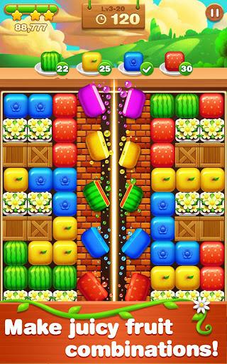 Tap Fruit Blast 1.0.3163 screenshots 17