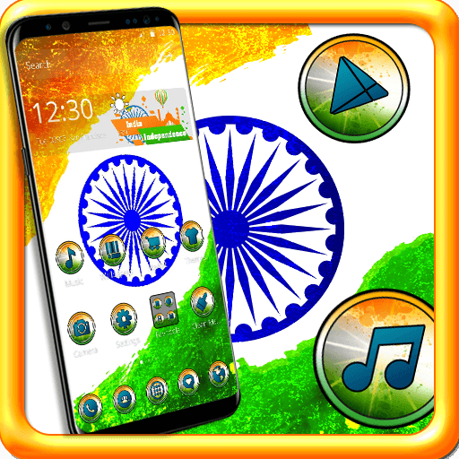 India Independence Day Theme