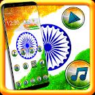 印度獨立日主題 icon