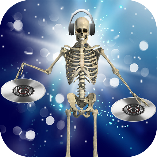DJ Music for dancing skeleton 音樂 App LOGO-硬是要APP