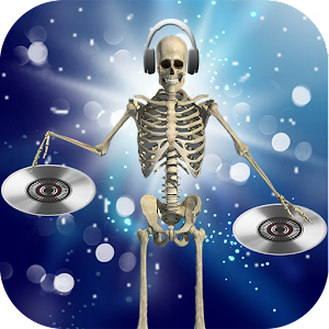 DJ Music for dancing skeleton for PC and MAC