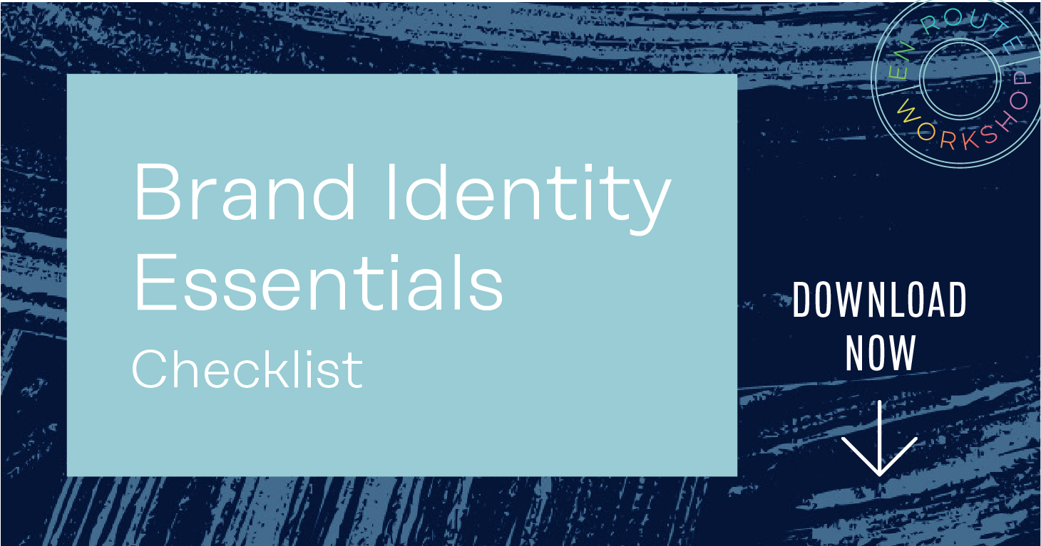 Download your FREE Brand Identity Essentials checklist!