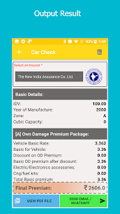 Motor Insurance Calculator [MIC]  App Download For Android 4