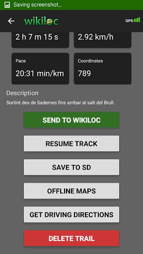 mappe offline wikiloc