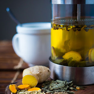Ayurvedic Detox Tea …a daily drink.