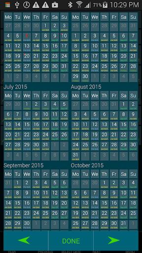 Work Roster 1.011 screenshots 8