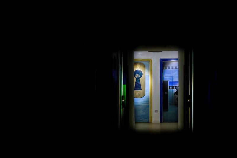 Oltre la porta di Roberto Simonazzi